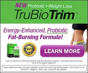 Trubio Trim Supplement