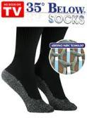35 Below Socks – Best Sock keeps Feet Warm in the Coldest of Weather