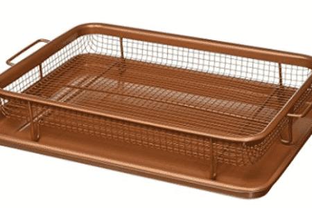 Gotham Steel Copper Crisper Tray