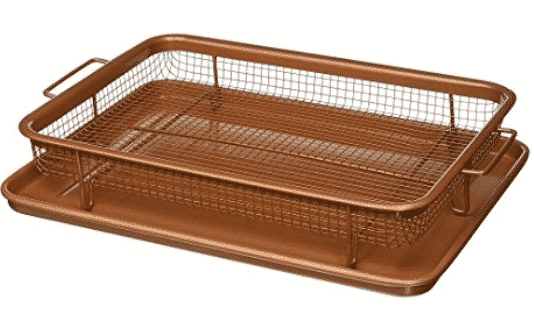 Gotham Steel Copper Crisper Tray