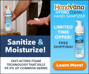 AS Seen On TV Hand Sanitizer