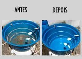 Limpeza de caixa d'água na Lapa
