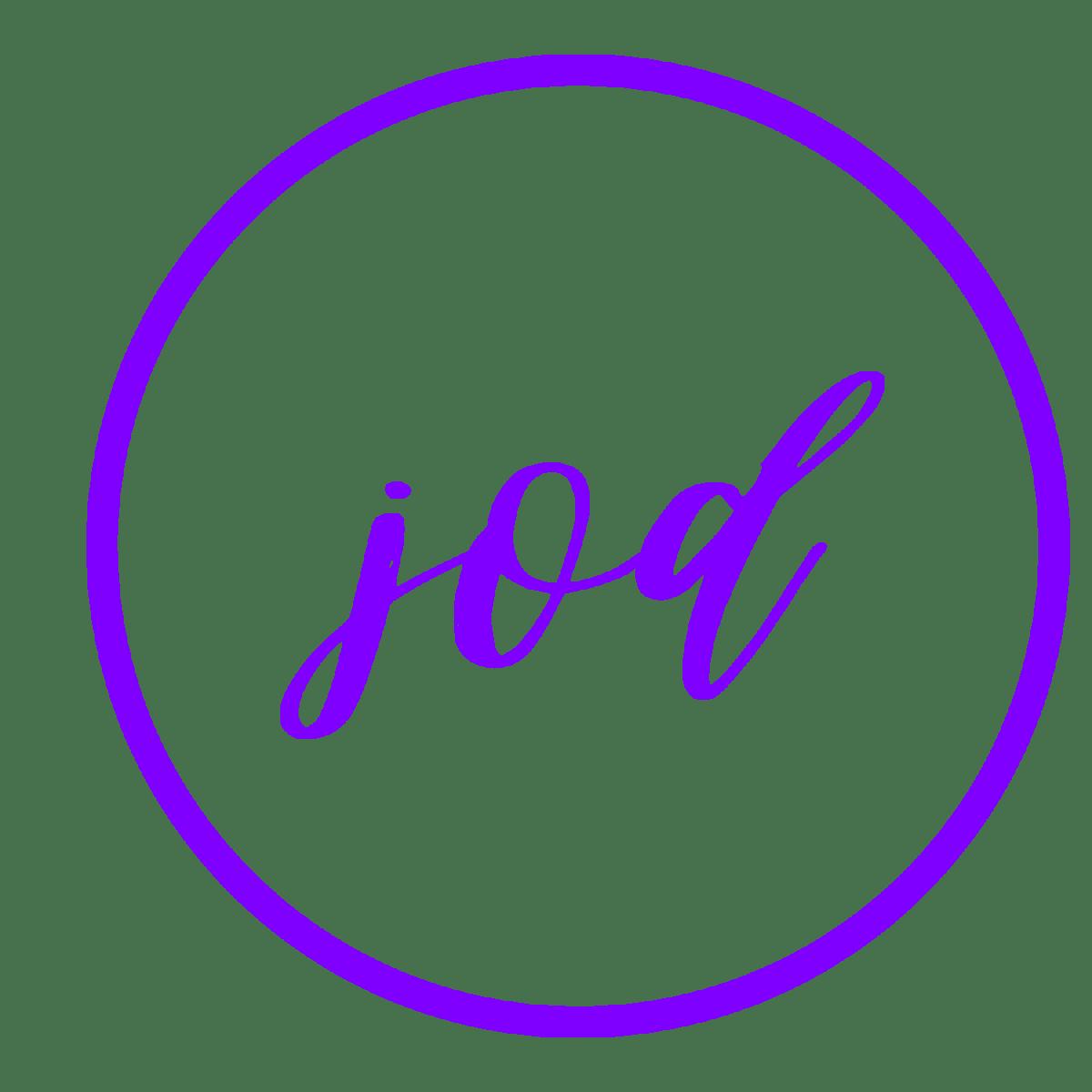 JOD Stamp Logo