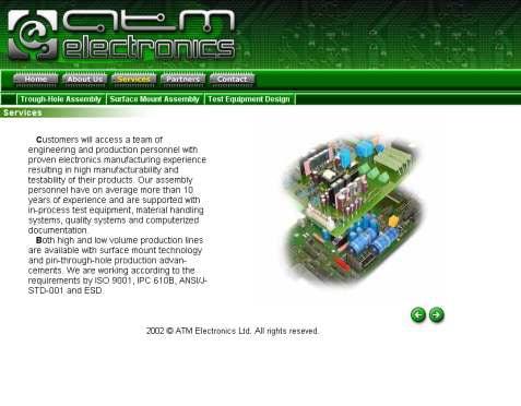 atm electronics