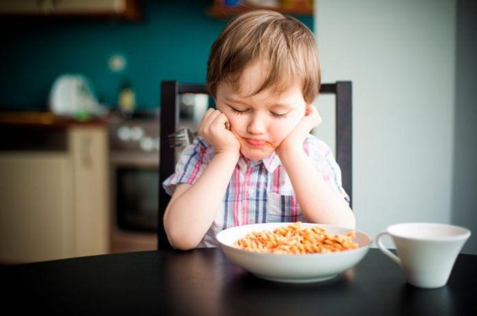Image result for Perubahan Nafsu Makan pada anak