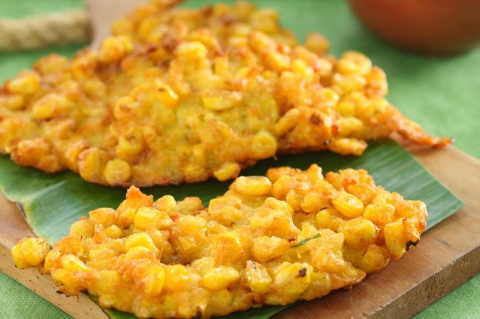 Hasil gambar untuk perkedel jagung