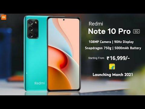 Lolos Tkdn Xiaomi Redmi Note 10 Pro Segera Dijual Di Indonesia Info Komputer