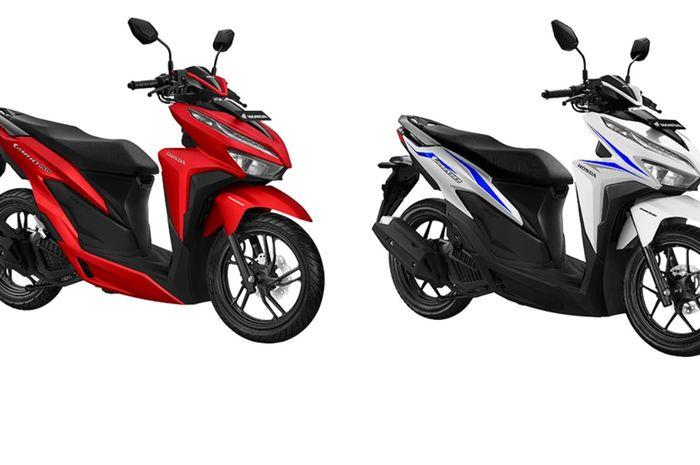 Honda Vario 150 Dan 125 Generasi Terbaru
