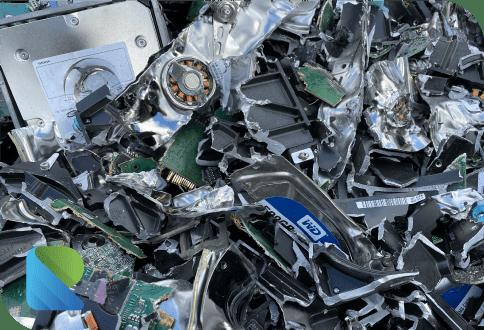 Data Destruction by Asset Disposal