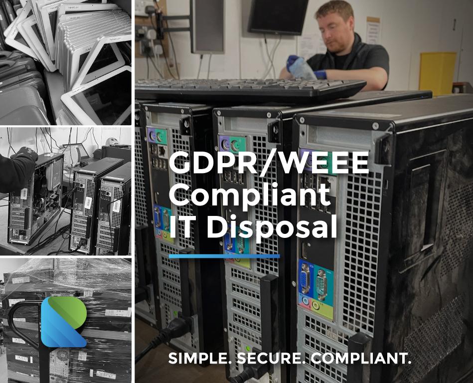WEEE / GDRP IT Disposal