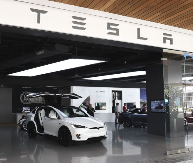 Tesla Stock Could Rise For A Second Straight Week