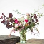 Wildflower Vase Arrangement By Flower Casita