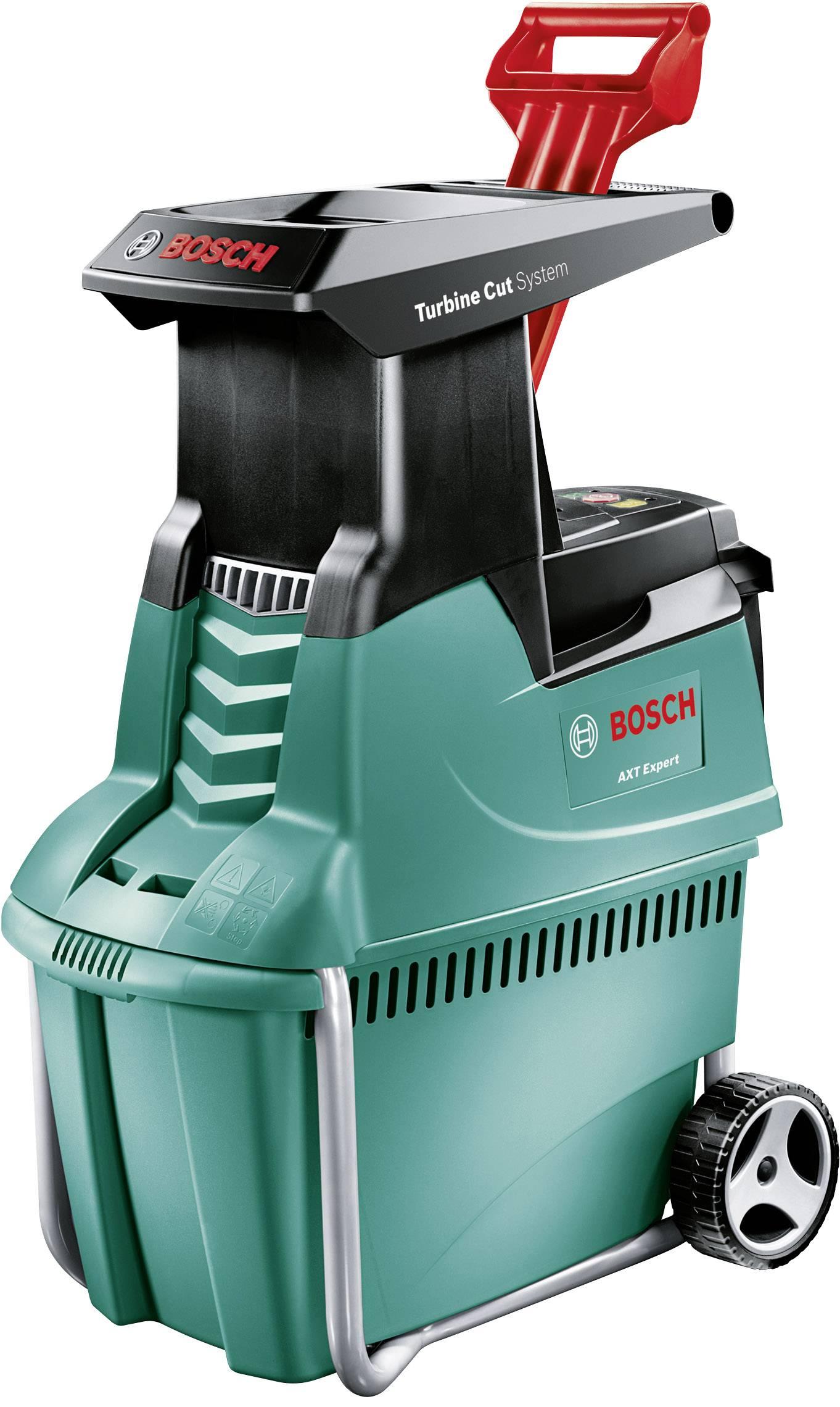 Bosch Home And Garden Axt 25 Tc Mains Crushing Shredder 2500 W Conrad Com