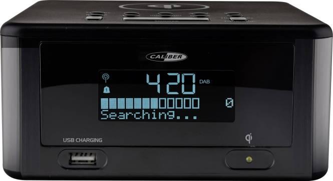 Hcg 0100idab Bt Radio Alarm Clock Dab