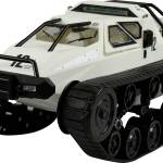 Amewi White 1 12 Rc Model Car Electric Tracked Vehicle Rtr 2 4 Ghz Incl Battery And Charger Conrad Com
