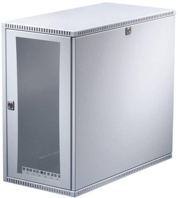 rittal 7501 000 19 server rack cabinet w x h x d 300 x 550 x 600 mm 5 he grey white ral 7035