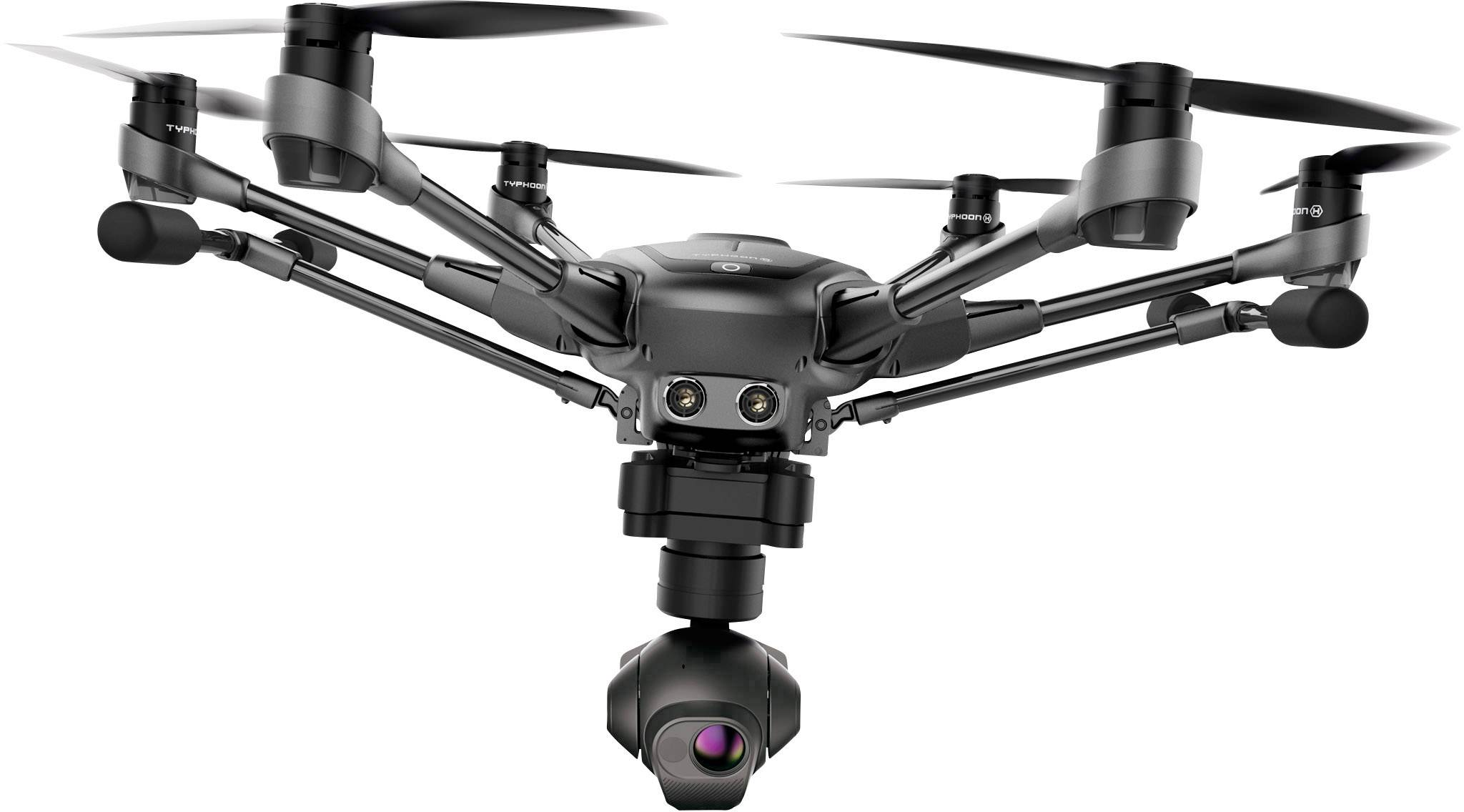 Yuneec Typhoon H Thermal Set Cgo Et Drone Professionale