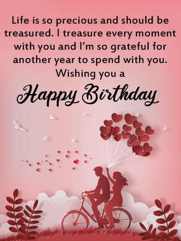 Lots Of Love For You Happy Birthday Husband Cards Birthday Greeting Cards By Davia