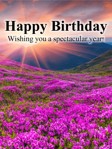 Mountain Greeting Cards Birthday Greeting Cards By Davia Free Ecards