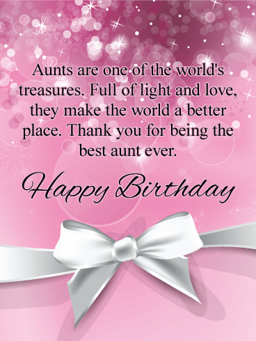 I Wish You All The Love Happy Birthday Wishes Card For