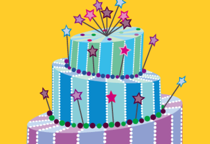 Funky Birthday Cake Card For Brother Birthday Greeting Cards By