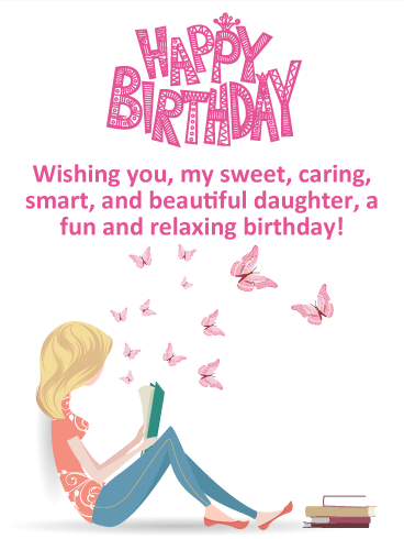 Birthday Wishes For Daughter Birthday Wishes And Messages By Davia