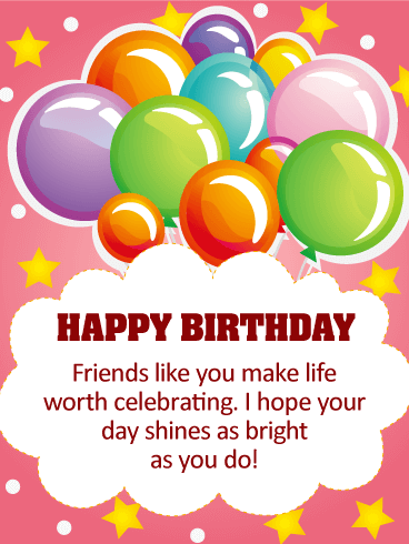 Birthday Wishes For Friend Birthday Wishes And Messages By Davia