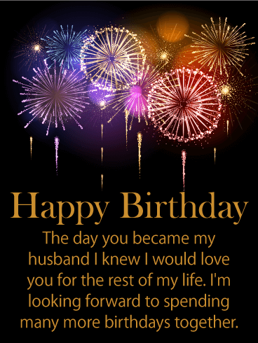 Happy Birthday Husband Messages With Images Birthday Wishes And Messages By Davia