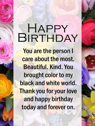 Birthday Wishes For Her Birthday Wishes And Messages By Davia