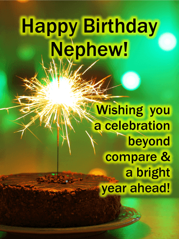 Happy Birthday Nephew Messages Birthday Wishes And Messages By Davia