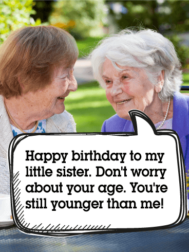 Funny Birthday Wishes For Sister Birthday Wishes And Messages By Davia