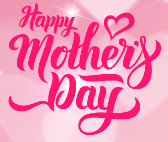 Shining Happy Mothers Day Card