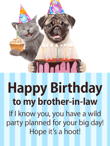 Happy Birthday Brother In Law Messages With Images Birthday Wishes And Messages By Davia