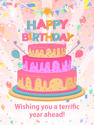 Happy Birthday Cards Birthday Amp Greeting Cards By Davia