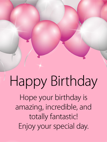 Birthday Cards For Her Birthday Greeting Cards By Davia Free Ecards