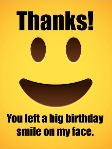 Thank You Messages For Birthday Wishes Birthday Wishes And Messages By Davia