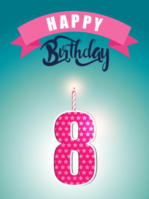 Happy 8th Birthday Boy Images