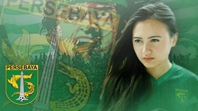 Bonek Cantik Jerman Juga Ikut Semarakkan Juara Persebaya ...