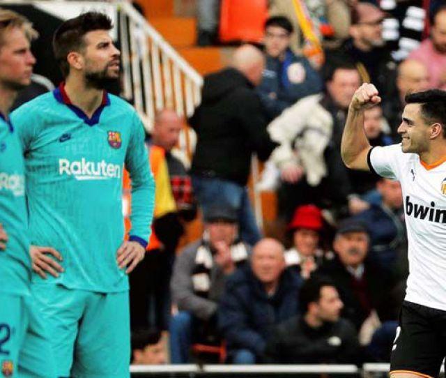 Fakta Di Luar Nalar Usai Barcelona Kalah Dari Valencia Indosport