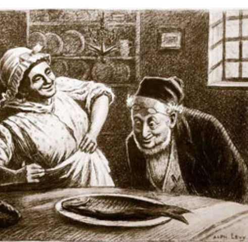 """Résultat de recherche d'images pour """"carpes à la juive"""""""