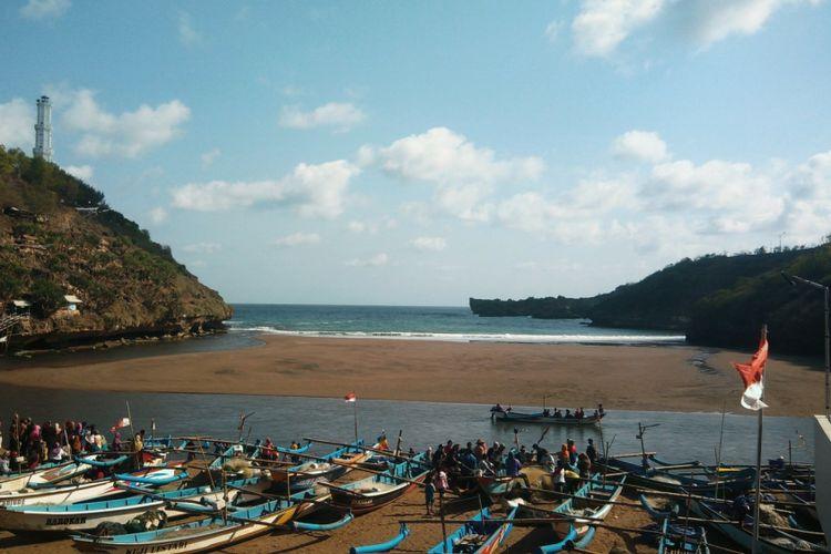 Akan Dirubah Total, Wajah Pantai Baron Yogyakarta