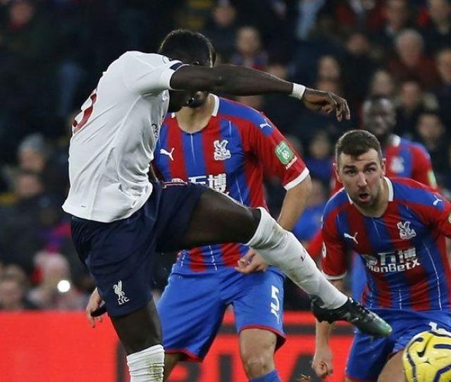 Crystal Palace Vs Liverpool Mane Dan Firmino Menangkan The Reds