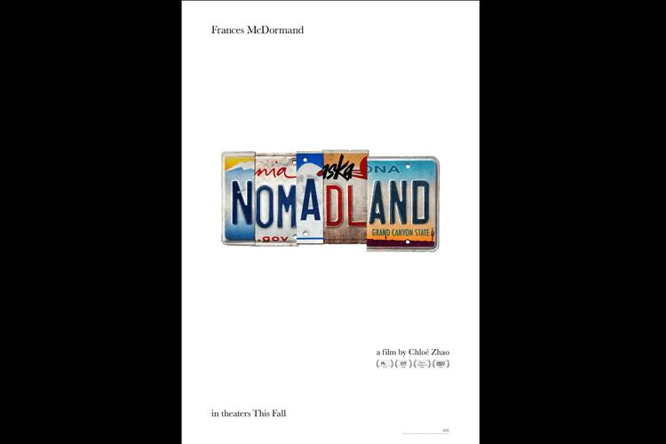 Film Nomadland karya sutradara Chloe Zhao