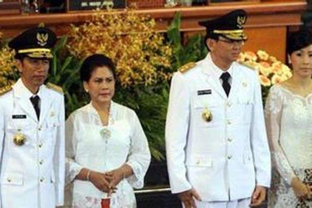 Jokowi, Basuki dan Tokoh Lain Kumpul di Rumah Megawati