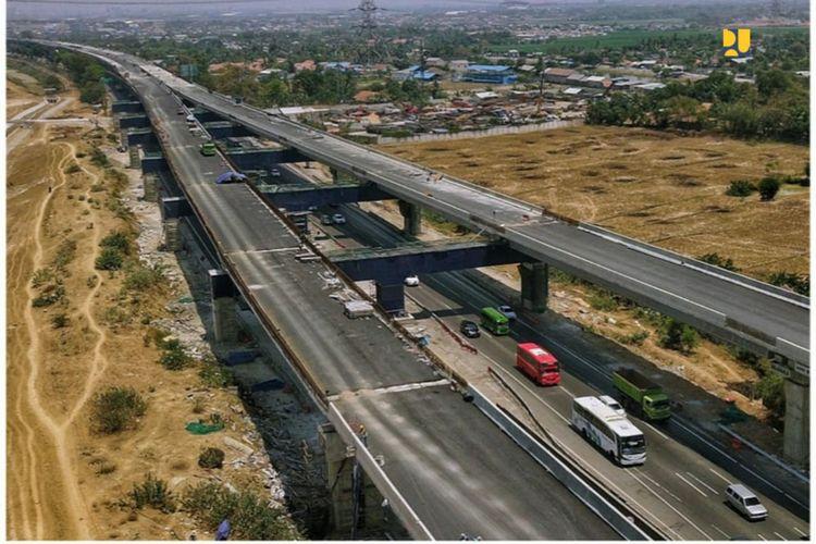 Jalan Tol Layang Jakarta-Cikampek II Elevated