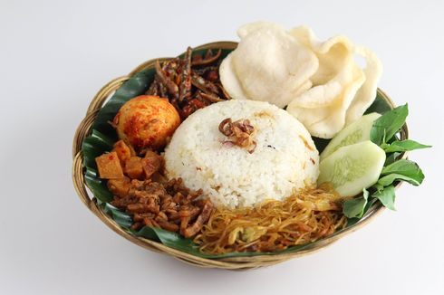 The Story Behind Nasi Uduk A Culinary Icon Of Indonesia S Capital