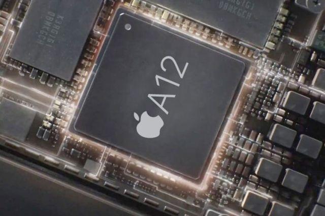 Chipset Apple di iPhone XS - HP yang tepat