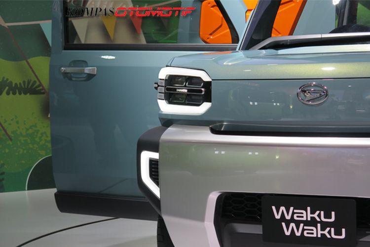 Daihatsu WakuWaku di Tokyo Motor Show 2019