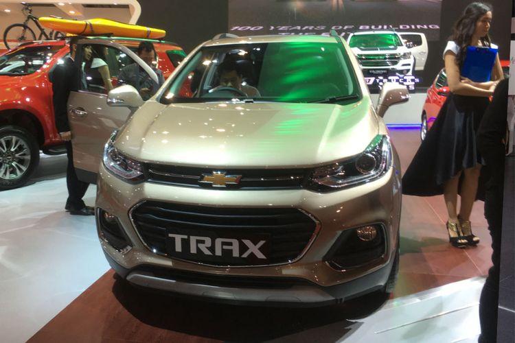 Chevrolet Trax di IIMS 2018.