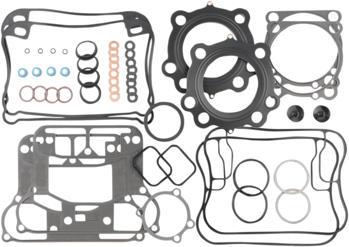 Cometic Engine Top End Gasket Kit For 91 03 Harley